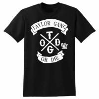 kaos / baju / t-shirt taylor gang