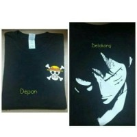 Jual KAOS GILDAN ONE PIECE SERIES Murah