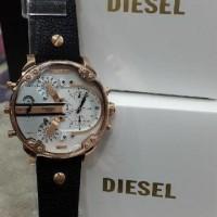 Jual  jam tangan pria diesel gold super premium Murah