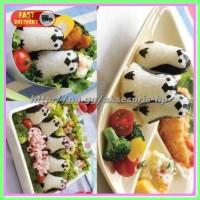 Jual Penguin Onigiri Ball Sushi Tool Set Roll Making Kit Murah