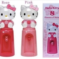 Dispenser Air Minum Water Dispencer Mini Karakter Lucu Hello Kitty HK