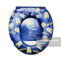Jual  Disney Soft Baby Potty Seat  Minions T2909 Murah