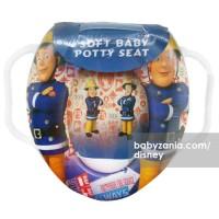 Jual  Disney Soft Baby Potty Seat with Handles  Fireman Sam T2909 Murah