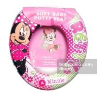 Jual  Disney Soft Baby Potty Seat  Minnie Mouse Pretty T2909 Murah