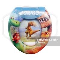 Jual  Disney Soft Baby Potty Seat with Handles  The Good Dinosaur T2909 Murah
