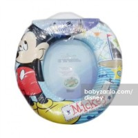 Jual  Disney Soft Baby Potty Seat  Blue Mickey Mouse T2909 Murah