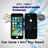 Garskin HP Apple Iphone 7 Series motif Eye - motif bisa reques