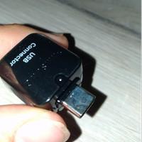 USB CONNECTOR OTG SAMSUNG TYPE-C TYPE C Tipe C ke FLASHDISK