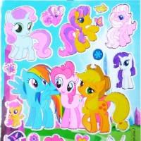 Jual My Little Pony Sticker Murah ST019  Murah