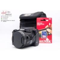 Jual Nikon Coolpix B500 Mulus Mantap Murah