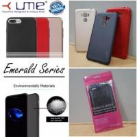 Jual MUST HAVE UME Emerald Xiaomi 6 Mi6 5.15 inchi Soft Jacket Smooth Touc  Murah
