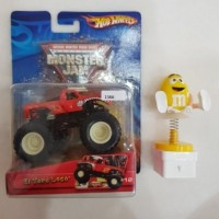 Hot Wheels El Toro Loco Monster Jam