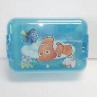 Kotak makan lunchbox BPA Free Technoplast gambar Finding nemo Dory