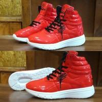 sepatu zumba merah.sepatu dance senam aerobic
