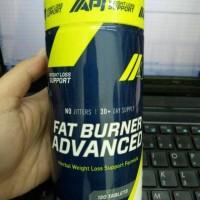 FAT BURNER ADVANCED API 120 CAPS