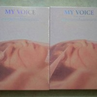 Jual Album SNSD Taeyeon My voice Deluxe - Blossom version Murah