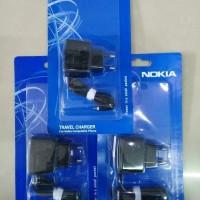 Charger Casan Handphone Nokia Kecil 6101 Ori