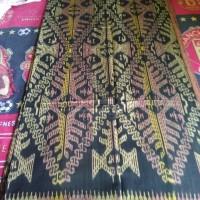 Jual kain tenun tua asli toraja Murah