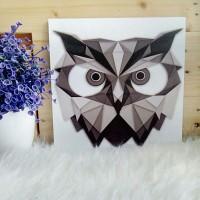 Jual walldecor owl murah Murah