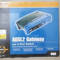 MODEM ADSL LINKSYS AG241 (2+ Gateway 4 port swich)