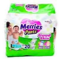 Jual Merries Good Skin L20 Murah