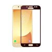 Tempered Glass Warna Full Samsung Seri J