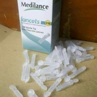 Lancet medilance 21 g / Jarum bekam medilance