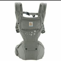 Jual Ergo Baby Carrier Hip Seat Galaxy Grey Murah