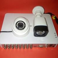 Paket pasang Camera CCTV HD 2 mp/1080P murah, canggih dan Online HP
