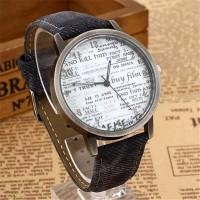 Harga jam tangan korea stylish fashion jam cowok jam cewek semi | WIKIPRICE INDONESIA