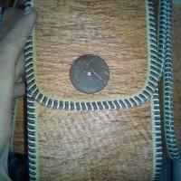 Jual tas fashion kerajinan tangan rotan kulit kayu Murah