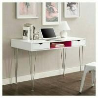 meja kerja/meja belajar/meja laptop/meja komputer/meja kantor