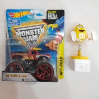 Hot Wheels El Toro Loco Monster Jam