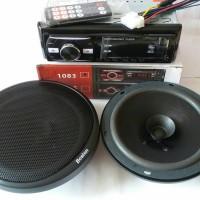PAKET MURAH!! TAPE MOBIL USB MMC MP3&SPEAKER BOSTON BSE-622 6