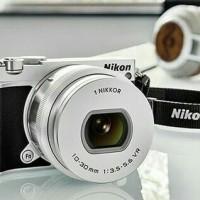 camera Nikon 1 j5 kit 10-30mm vr / kamera mirrorless / Resmi/+sd 8GB