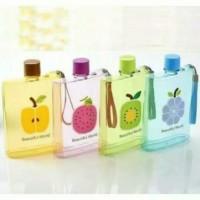 Jual memo bottle /botol memo a6 buah buahan Murah
