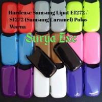 Hardcase Samsung Lipat E1272 / S1272 Casing Backdoor Samsung Caramel
