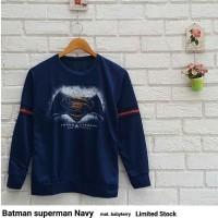 Jual Sweater Batman Murah