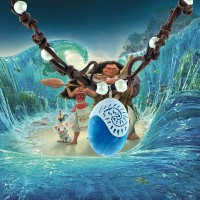 KALUNG MOANA AKSESORIS DISNEY PRINCESS