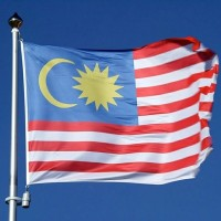Harga bendera negara malaysia jumbo besar asian games asean flag 90 x 180 | WIKIPRICE INDONESIA