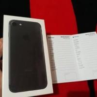 Iphone 7 32gb Black Green Peel Garansi Resmi Apple Indonesia