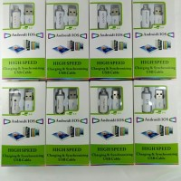 Kabel Data ,Kabel Charger LED HighSpeed,Samsung,Huawei,Oppo,Lenovo dll