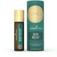 Young Living Essential Oil - Deep Relief Roll On 10 ml