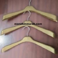 Hanger atasan dewasa kode 181 warna gold