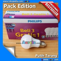 Jual Lampu LED Philips 10.5 Watt ( Pack Edition ) Murah