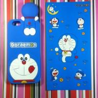 Jual  iPhone 6 6s Cartoon Doraemon  2 Soft Silicon Back Cover Case T1910 Murah