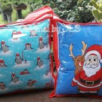 Jual Christmas 2018 edition Balmut Mini Santa / Pinguin Murah