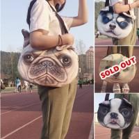 harga Tas Anjing Tote Bag Karakter Anjing / Tas Bahu Gambar Anjing Tokopedia.com