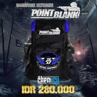 Backpack Ultimate Point Blank PBNC