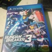Jual Gundam Breaker 3 Reg 3 PS Vita Murah